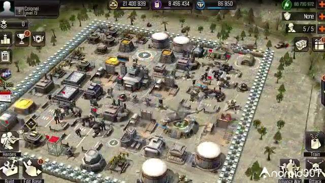 بازی زیبای کال آو دیوتی - ندای وظیفه – Call of Duty®: Heroes