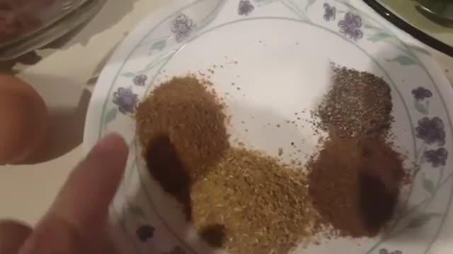 طرز تهیه کباب نرگسی یا کوفته نرگسی   Recipe kabab nargesi