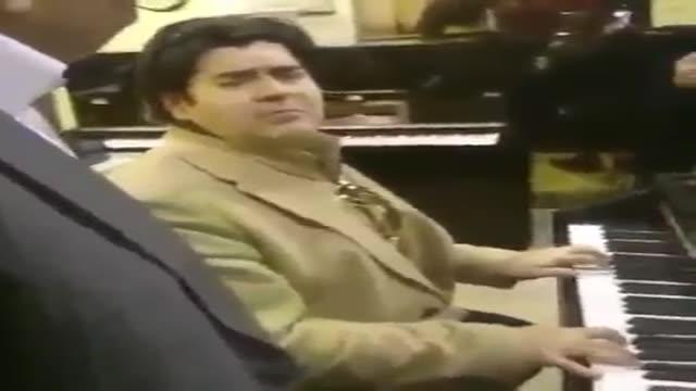 سالار عقیلی ایران ، پیانو Salar Aghili Iran