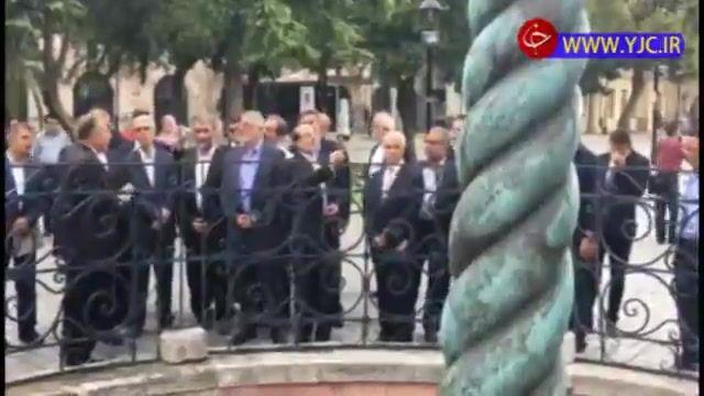 بازدید سرلشکر باقری از اماکن تاریخی و مذهبی استانبول
