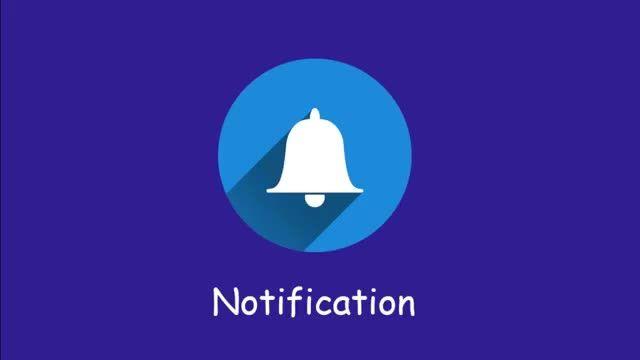 برنامه نویسی اندروید - آموزش Notification ها در اندروید (Demo)