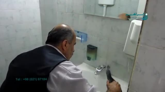 Bieffe دستگاه بخار شوی جدید  - نظافت صنعتی -شرکت ابراهیم