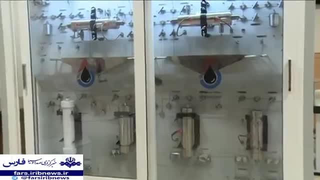 Iran Fars EOR Tech Co. made Core Flooding System ساخت دستگاه اسید زنی مغزی