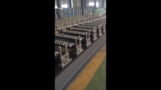 مدل های مختلف دستگاه رول فرمینگ دو طبقه