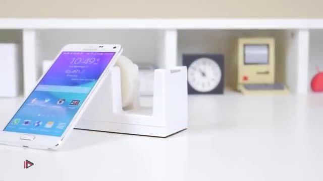 نقد و بررسی ویدیویی گوشی Samsung Galaxy Note 4