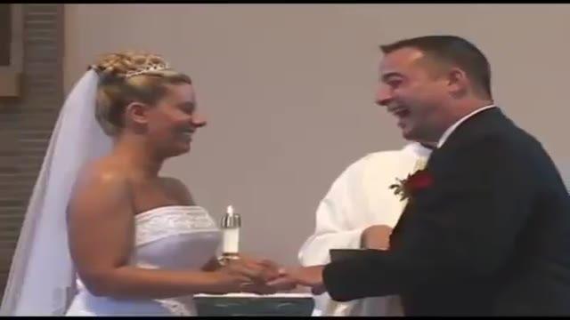 اشکنان یک فیلم باحال عروسی Hidden camera