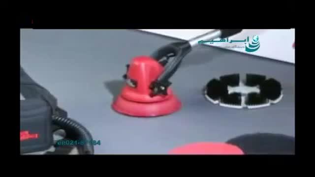 دستگاه شستشوی همه کاره -دستگاه شیشه شور جدید- دستگاه پله شور- ماشین شور