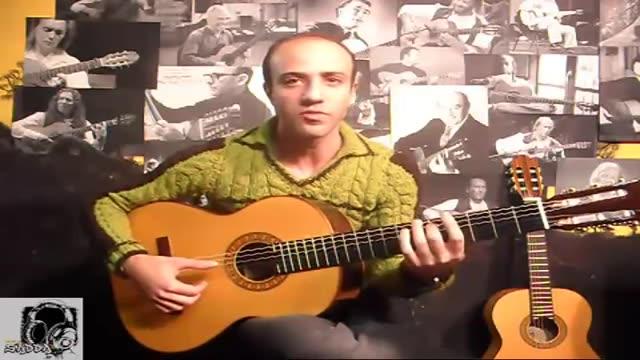 آموزش نحوه کوک در گیتار فلامنکو