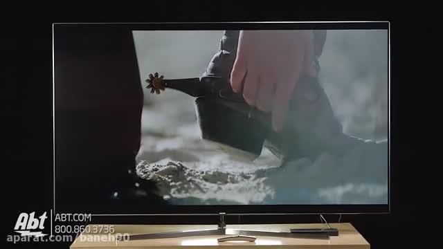 مقایسه تلویزیون های سری Z9D سونی، سامسونگ مدل ks9000