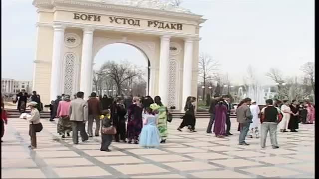 آغاز جشنهای نوروزی در تاجیکستان