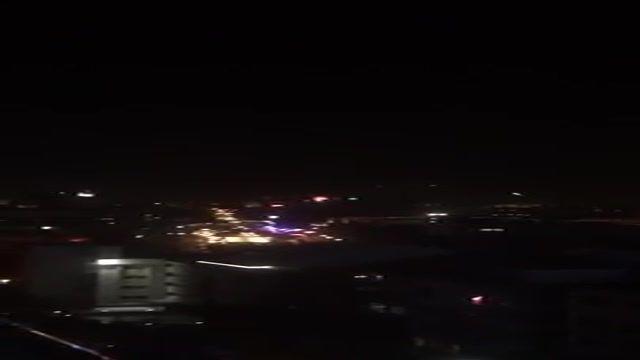 کودتا در ترکیه - پرواز جنگنده های نظامی Coup in Turkey by military -part 1