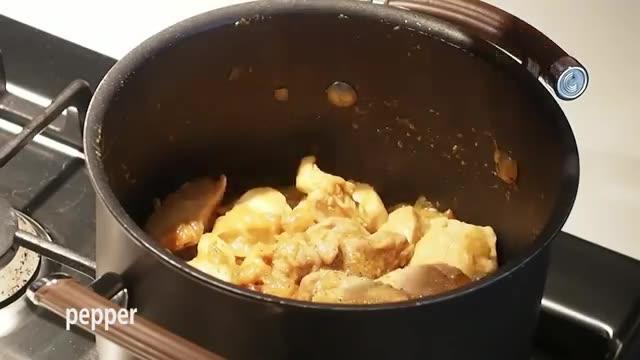 Persian Carrot Stew (Khoresht Havij) خورشت هویج