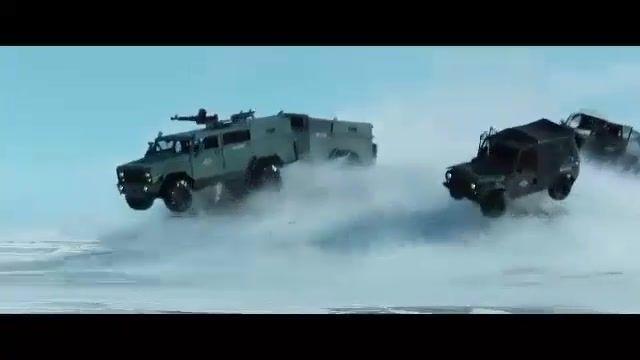 تریلر جدید سریع و خشن 8، یک فیلم اکشن به تمام معنا