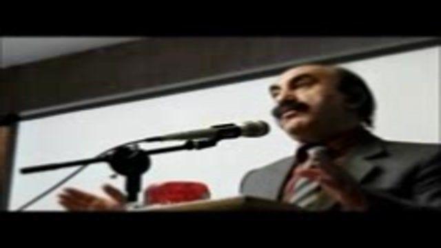 سخنرانی استاد مرتضی کیوان هاشمی، در مورد جایگاه جهانی خیام، در انجمن ادبی پندار
