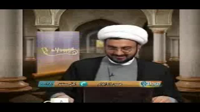 تماس یه وهابی با استاد ابوالقاسمی (جالب)