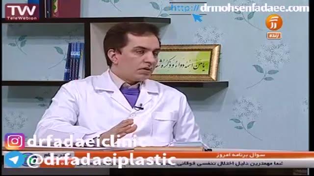 مدت زمان ماندگاری کبودی بینی  بعد از عمل جراحی بینی