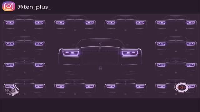 گران ترین ماشین های جهان Rolls Royce