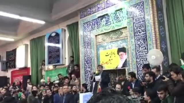 دکتر احمدی نژاد ( آذر 96 ) : وظیفه انقلابی ما پافشاری برای اصلاح کشور است