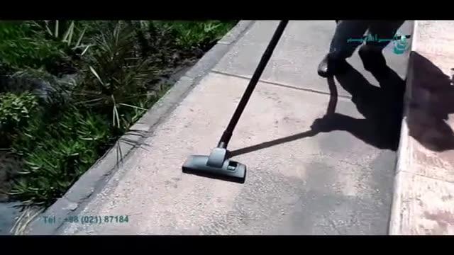 جاروبرقی تجاری مدل ST 7 - نظافت مکانهای تجاری  87184-021