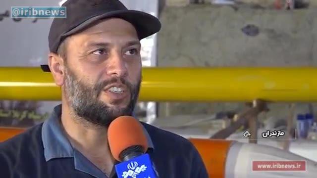 جلوه توانمندی جوانان ایرانی؛ رونمایی از موشک های دست ساز