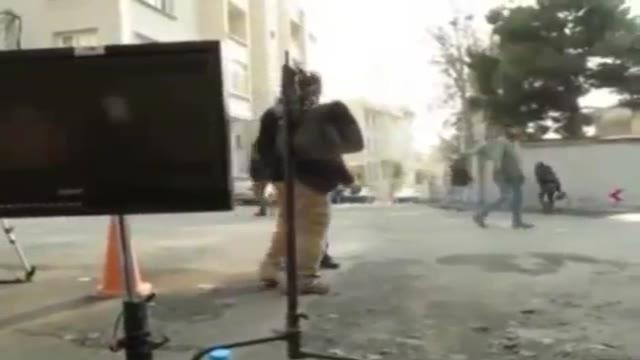 پشت صحنه فیلم سینمایی ساعت 5 عصر به کارگردانی مهران مدیری / Mehran Modiri Saat-e Panj-e Asr