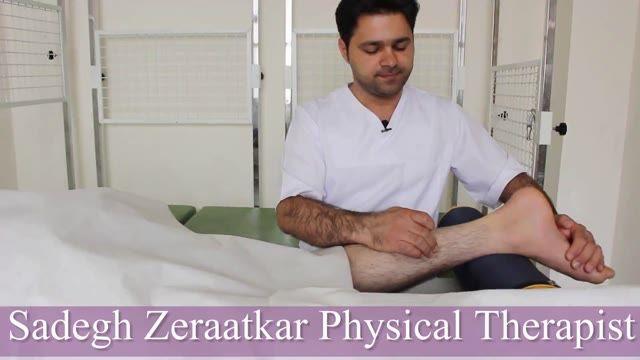 درمان آرتروز زانو با درای نیدلینگ، فیزیوتراپیست صادق زراعتکار
