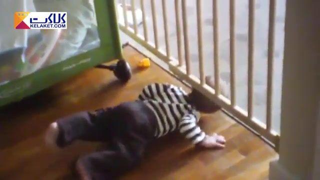 فرار  بچه ها از تخت!! ماموریت ناممکن در زندگی واقعی !!