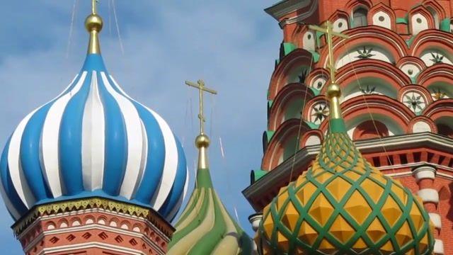 معرفی  میدان سرخ مسکو - کلکسیونی از زیبایی ها در میدان سرخ مسکو روسیه