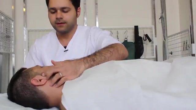فیزیوتراپی مفصل فکی گیجگاهی با طب سوزنی درای نیدلینگ در فیزیوتراپی آرامش سعادت آباد