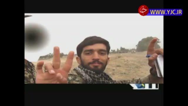 چند روز پس از شهادت محسن حججی شهید مدافع حرم