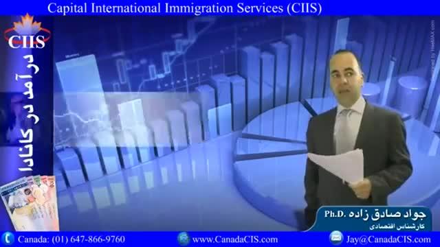 مهاجرت به کانادا-درآمددرکانادا