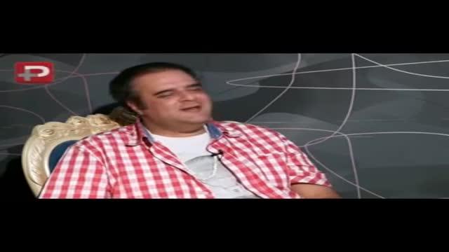 شیوه غیره منتظره مهران مدیری برای غافلگیری ستاره کمدی ایران