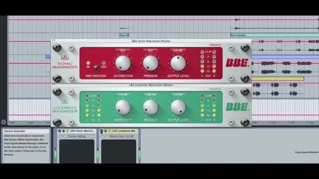 دانلود پکیج پلاگین هایBBE Sound Sonic Sweet v4.0.1 [WiN-OSX]