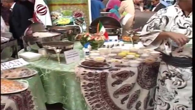 دیپلماتها و برگزاری جشنواره غذا برای امور خیریه
