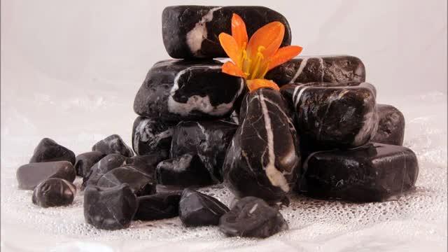 pebble ston river stone rock stone سنگ رودخانه ای -سنگ پبل - سنگ قلوه ای