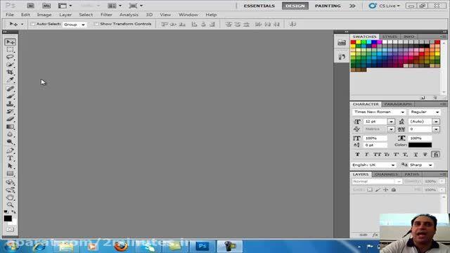 آموزش رایگان فتوشاپ-آموزش بخشcolor modeوCMYK