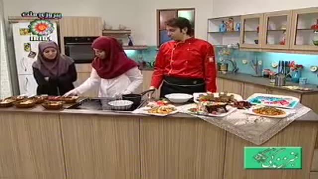 08-03-2012 امیر  ومژده شیخرضایی-دسر رژیمی ماست.rm
