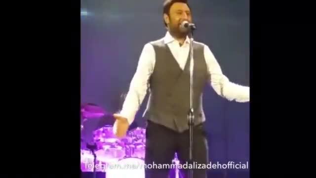 کنسرت محمد علیزاده 1395 کجا میری - Mohammad alizadeh live in concert 1395 koja miri