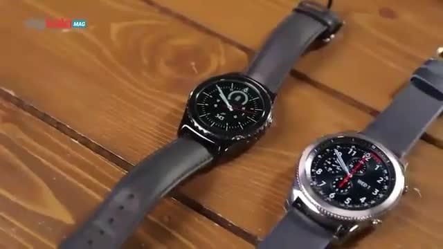 مقایسه ساعتهای هوشمند Gear S2 و Gear S3 سامسونگ