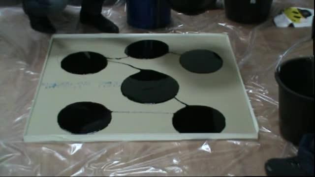 آموزش اجرای کفپوش سه بعدی در سه سوت در www.118File.Com