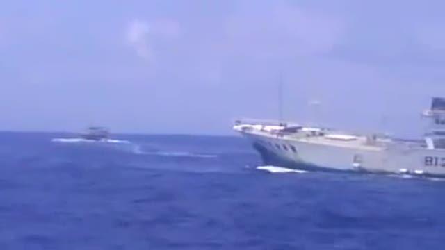 جنایت ملوانان چینی بَر سرِ ملوانان بی دفاع ایرانی در اقیانوس هند