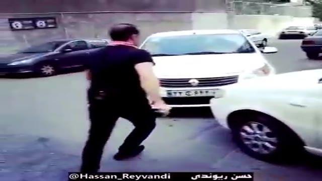 حسن ریوندی : کارشناسان تصادف ، از جمعیت ایران بیشتره ، قبول دارین؟ +  کاربرد قفل فرمان !