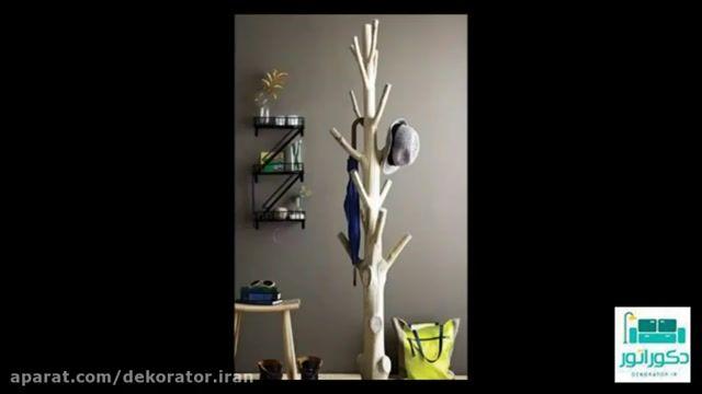 خلاقانه ترین روش های استفاده از چوب در دکوراسیون داخلی