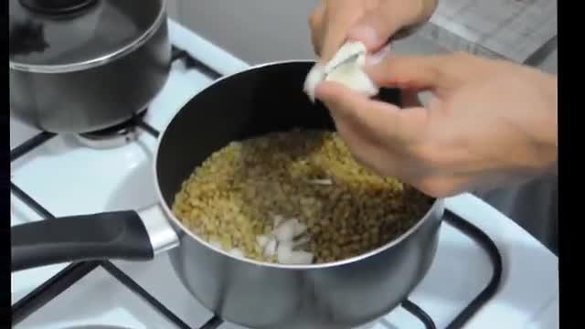 How To Make Dhall ( Adasi ) - آموزش درست کردن عدسی