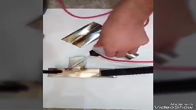 دستگاه الکترو پولیش جوش آرگون