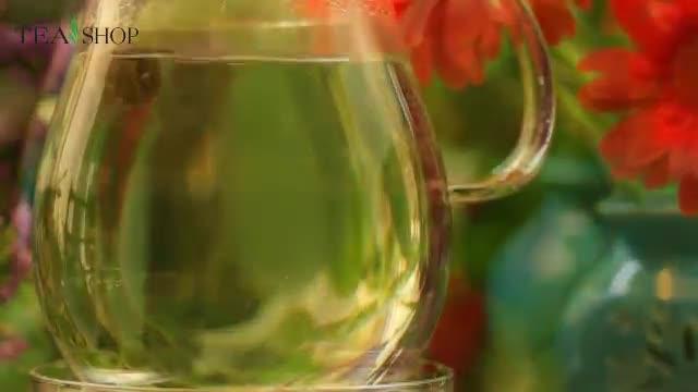 طرز تهیه گل چای