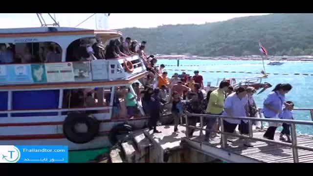 جزیره مرجان جزیره ای رویایی و زیبا با تفریحات لذت بخش آن