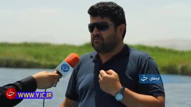 زریوار بزرگترین دریاچه آب شیرین ایران رویای ترین دریاچه غرب