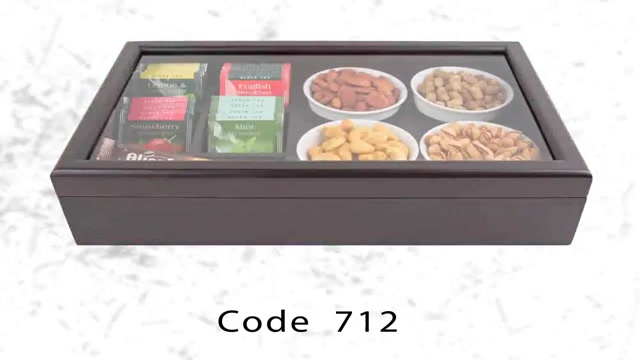 جعبه پذیرایی هدیه تبلیغاتی