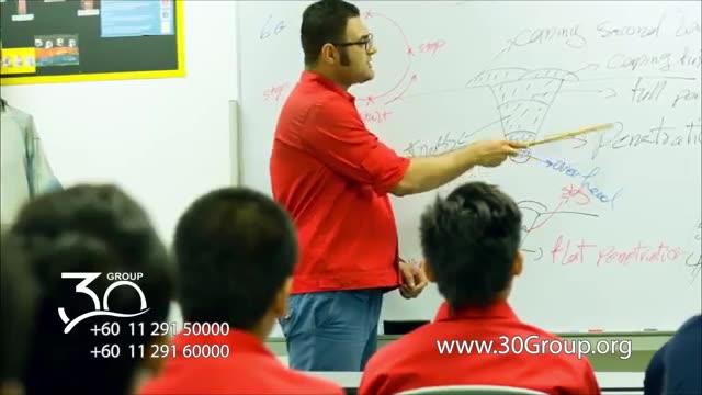 30Group آموزش جوشکاری